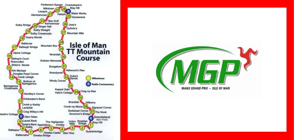 Manx GP - TT Mountain Course